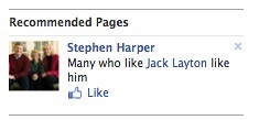 Facebook doesn't understand Canadian politics