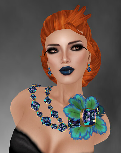 -Glam Affair - 1k Group Gift + $GaNKeD Flutter Blue BOXED MM +Serena-Sunrise Subscribe