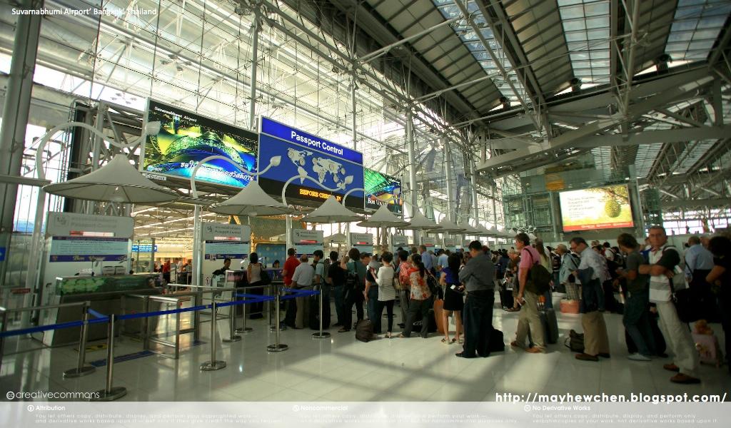 Suvarnabhumi Airport 14