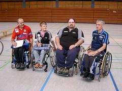 Bundesrangliste Aalen 2005 (rollstuhltischtennis) Tags: 2005 aalen tischtennis drs rollstuhltischtennis bundesrangliste