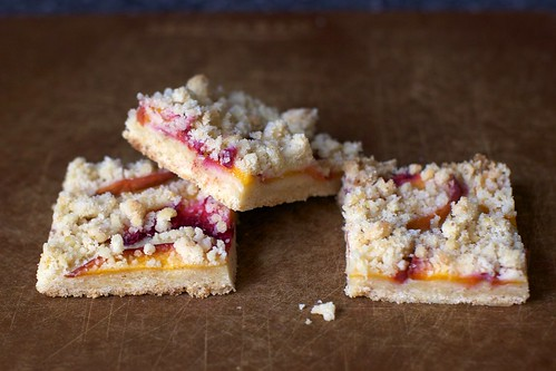 peach shortbread | smitten kitchen