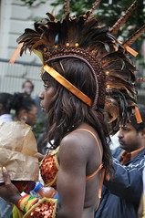 DSC_0224 (AngelasTravels) Tags: show costumes england people music london beautiful children freedom community women colours message dancing skin body traditions parade cameras displays caribbean nottinghillcarnival floats peoplewatching opportunities extrovert photoshots
