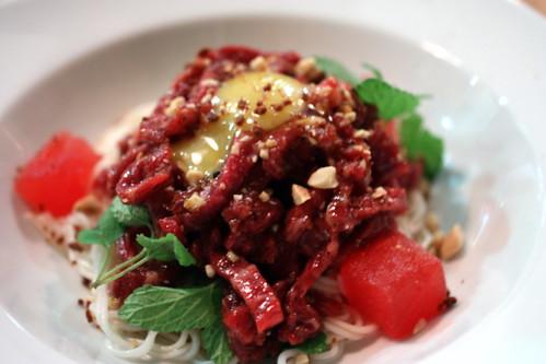 Raw Waygu Beef