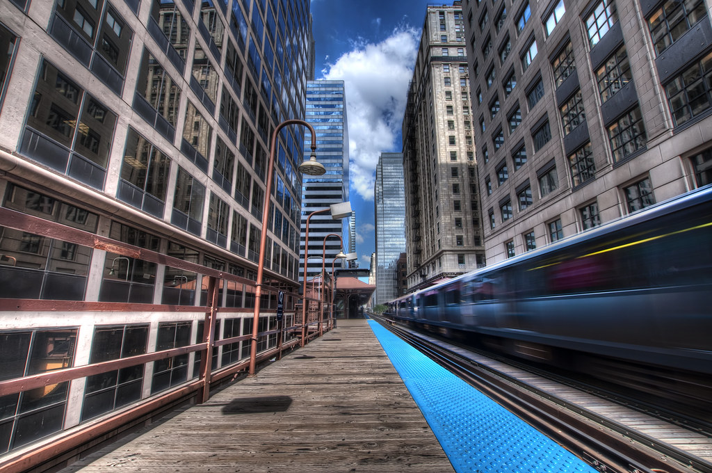 The Quincy L stop.