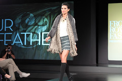 Front Row Fashion - Fur and Feathers | Bellevue.com
