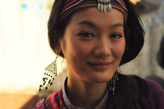 Back To The Grind (Jonathan Kos-Read) Tags: china portrait beautiful asian asia chinese tibetan  yunnan   chinesecinema asiancinema chinesefilm asianfilm asianactress asianeyes chinesetv hotasiangirl hotchinesegirl  asiantv chineseactress chineseeyes minoritygirl asianshowbusiness chineseshowbusiness