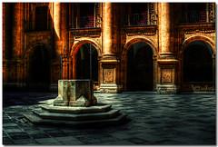 Salamanca - Spain (sergio.pereira.gonzalez) Tags: color colour photoshop spain espana salamanca espagne hdr couleur photomatix salamanque tonemapping canon400d sergiopereiragonzalez