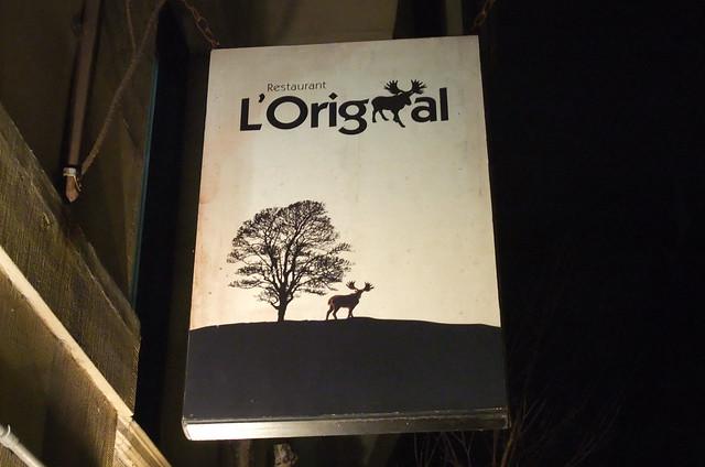 L'Orignal