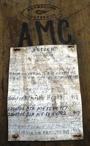 Barrel Record