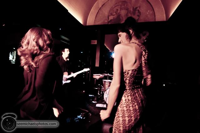Red Fox Tails at West Coast Tavern 90210 © Michael Klayman-022