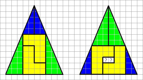Una paradoja geométrica…¿o no?