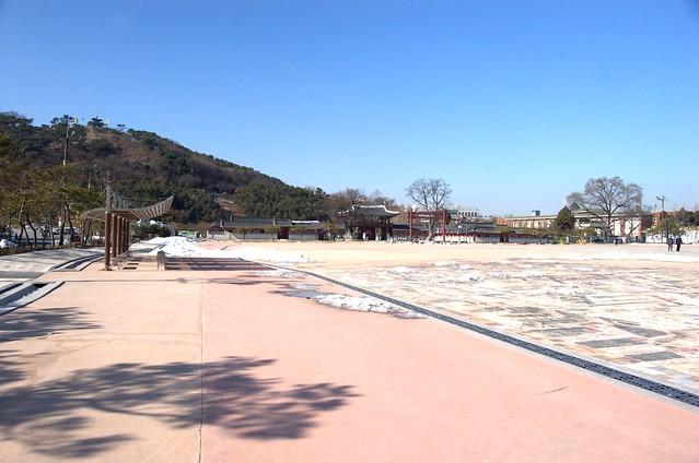 水原 華城行宮 Hwaseong Palace, Suwon