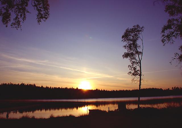 sunset 8:26