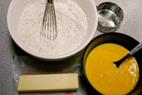 basic cake ingredients