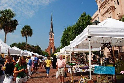 charleston farmers' market