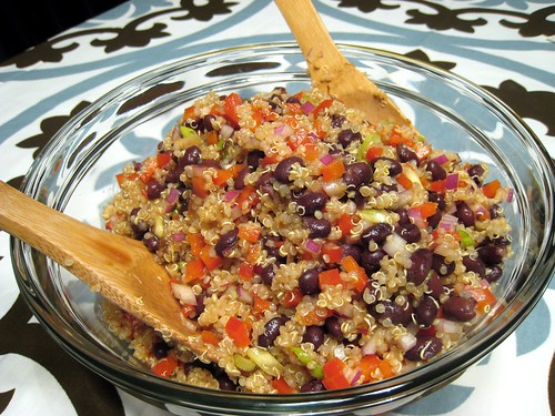 4966177660 10145b7948 Quinoa Diet – Easy Quinoa Salad