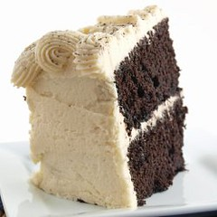 Chocolate Orange Stout Cake