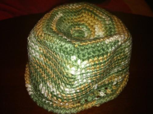 Echo Sage Ombré Hat