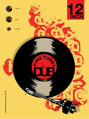 Dub (freestylee) Tags: africa music art studio poster mix mixer roots equipment jamaica sound mixing reggae hifi dub wailers rythem kingtubby dubbing michaelthompson soulsyndicate kingstonstudio