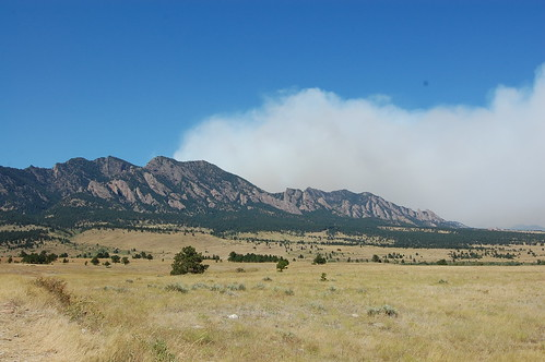 four mile fire