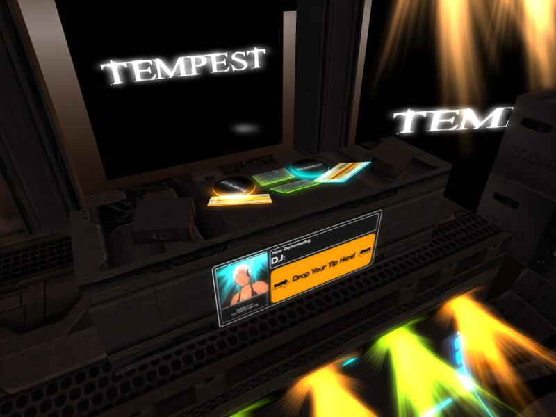 club TEMPEST