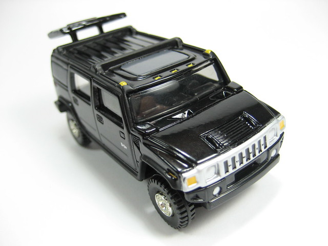 1/67 Hummer H2 Takara Tomy Diecast