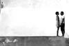 just you&me... (...storrao...) Tags: street blackandwhite bw woman house man muro abandoned portugal wall teatro casa nikon lisboa lisbon mulher nb bn rua np homem juntos streetplay representing d90 teatroderua encenação experimentaltheater teatroexperimental storrao sofiatorrão nikond90bw