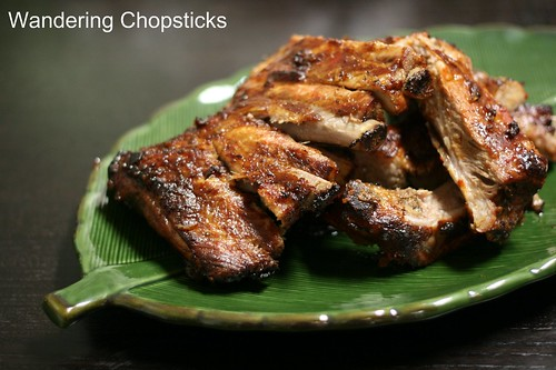 Korean Gochujang and Indonesian Kecap Manis Pork Ribs 4