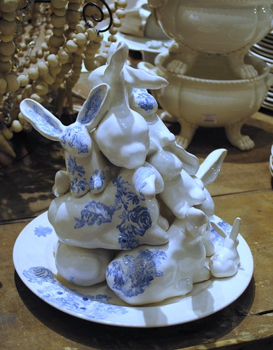 Plate of bunnies