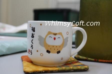 New Owl Mug