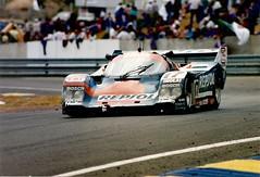 Porsche 962C No.17 - Le Mans 1991 (mendaman) Tags: world sports championship c group mans le prototype porsche 1991 fia sportscars swc 962c wspc