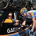 Matt Wilson, Johnny Weltz - Vuelta a España, stage 12