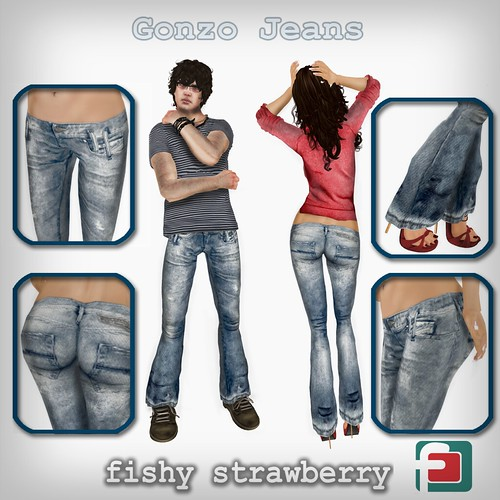 Gonzo Jeans @ TDR