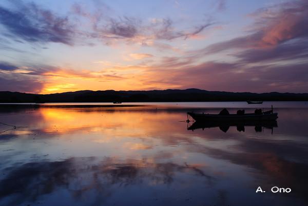 Abashiri Lake
