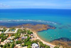 Praia do Forte (Anselmo Garrido) Tags: summer praia beach landscape stock bahia coastline verão praiadoforte aérea flickrstock