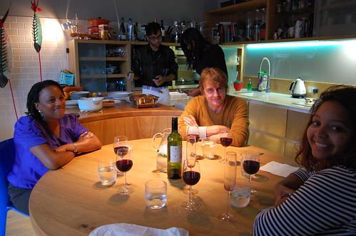 Dinner at Steve & Sunny's (2)