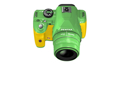 A Pentax K-r for the Green Bay Packers?