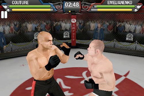 EA Sports MMA coming to the iPhone and iPod Touch | Edible Apple