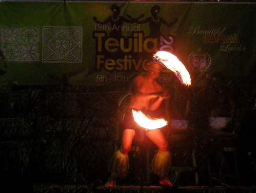 Junior Fire Dancer