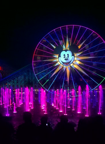 After the world of color