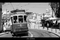 Electric CO (CMC Cardoso) Tags: white black portugal electric train canon lisbon explorer blackwhitephotos ilustrarportugal mygearandmepremium mygearandmebronze mygearandmesilver mygearandmegold