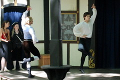 MD Renaissance Festival - Labor Day Weekend 2010 (jrozwado) Tags: ballet usa man maryland tights northamerica renaissancefestival crownsville