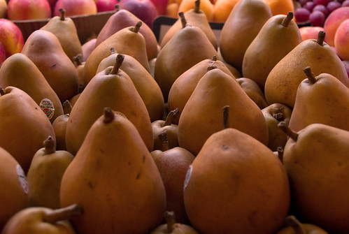 Pears on Parade