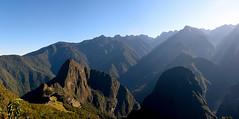 Machu Picchu [ Panorama ] II (capiotti) Tags: peru inca wall ruins ruinas machupicchu piedras