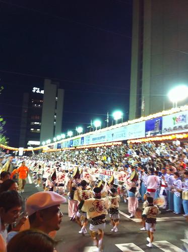 阿波おどり2010