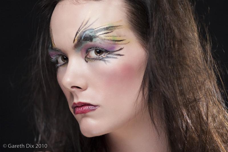 A splash of Make Up