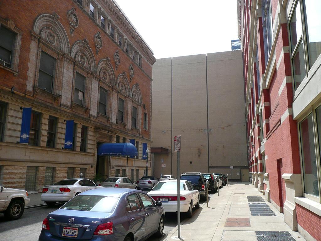 Cincinnati, OH Shillito Place