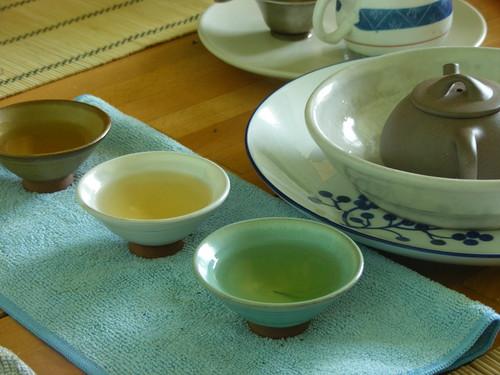 2003 Sheng Puerh from Yiwu, Yunnan