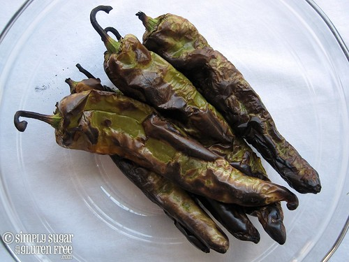 Roasting Peppers 5