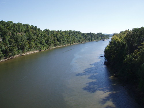 Cumberland River, Nashville, TN